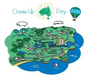 clean up aust day