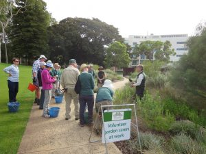 Garden Carers Training session Tuesday 3 May 2016 015