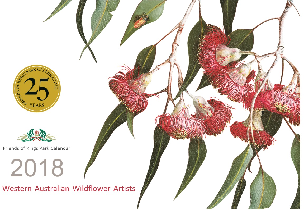 The Friends 2018 Wildflower Calendar