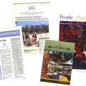 Celebrating the 100th Issue of For People & Plants magazine
